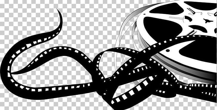 Hollywood clipart black and white clip art royalty free library Hollywood Film Reel PNG, Clipart, Art Film, Black And White ... clip art royalty free library