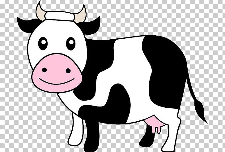 Holstein clipart png free stock Holstein Friesian Cattle Panda Cow Calf PNG, Clipart, Black ... png free stock
