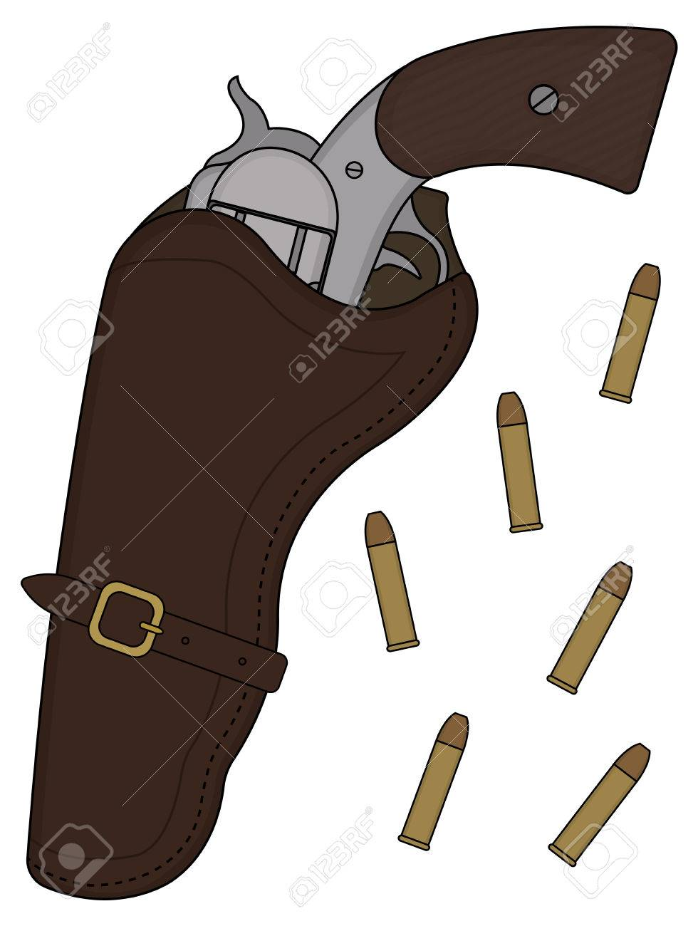 Holster clipart png black and white download Cowboy clipart holster - 151 transparent clip arts, images ... png black and white download