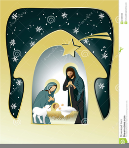 Holy family clipart free freeuse stock Free Clipart Holy Family | Free Images at Clker.com - vector ... freeuse stock