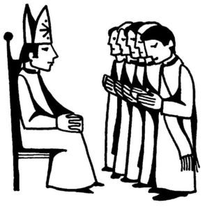 Holy orders clipart
