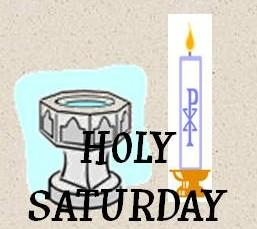 Holy saturday clipart vector black and white download 45 Beautiful Holy Saturday Wish Pictures vector black and white download