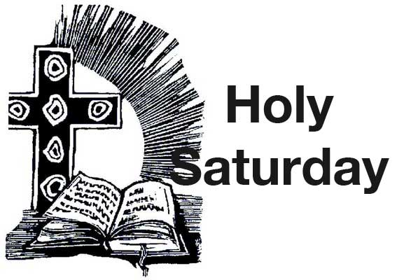 Holy saturday clipart banner transparent stock 45 Beautiful Holy Saturday Wish Pictures banner transparent stock