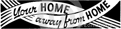 Home away from home clipart clip art free stock Your Home Away From Home 2 Stock Vector - Image: 42093538 clip art free stock