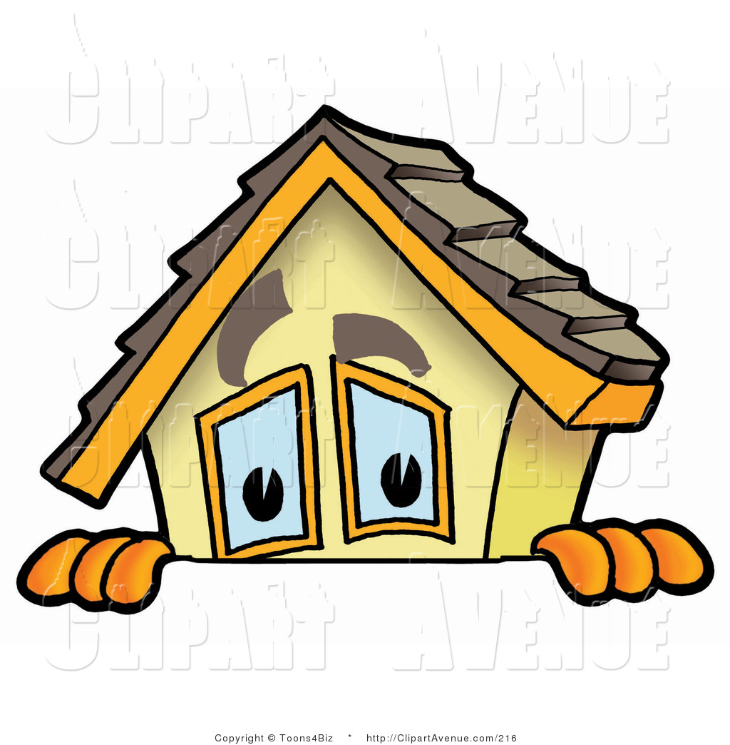 Home character clipart image library download Home character clipart - ClipartFest image library download