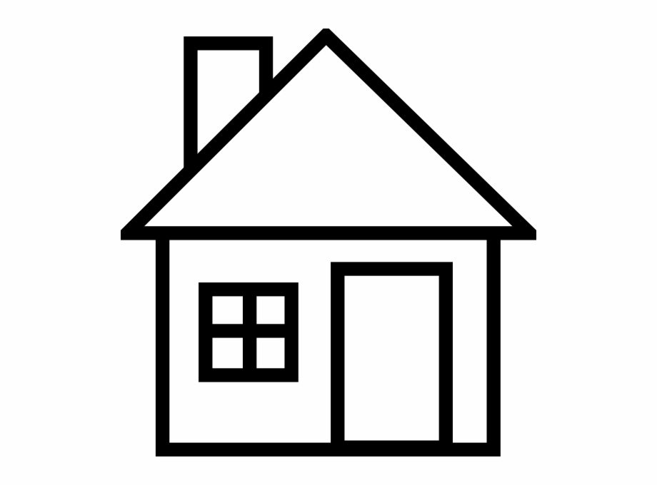 Home clipart black and white free download black and white library 28 Collection Of House Clipart Black And White Png - House ... black and white library