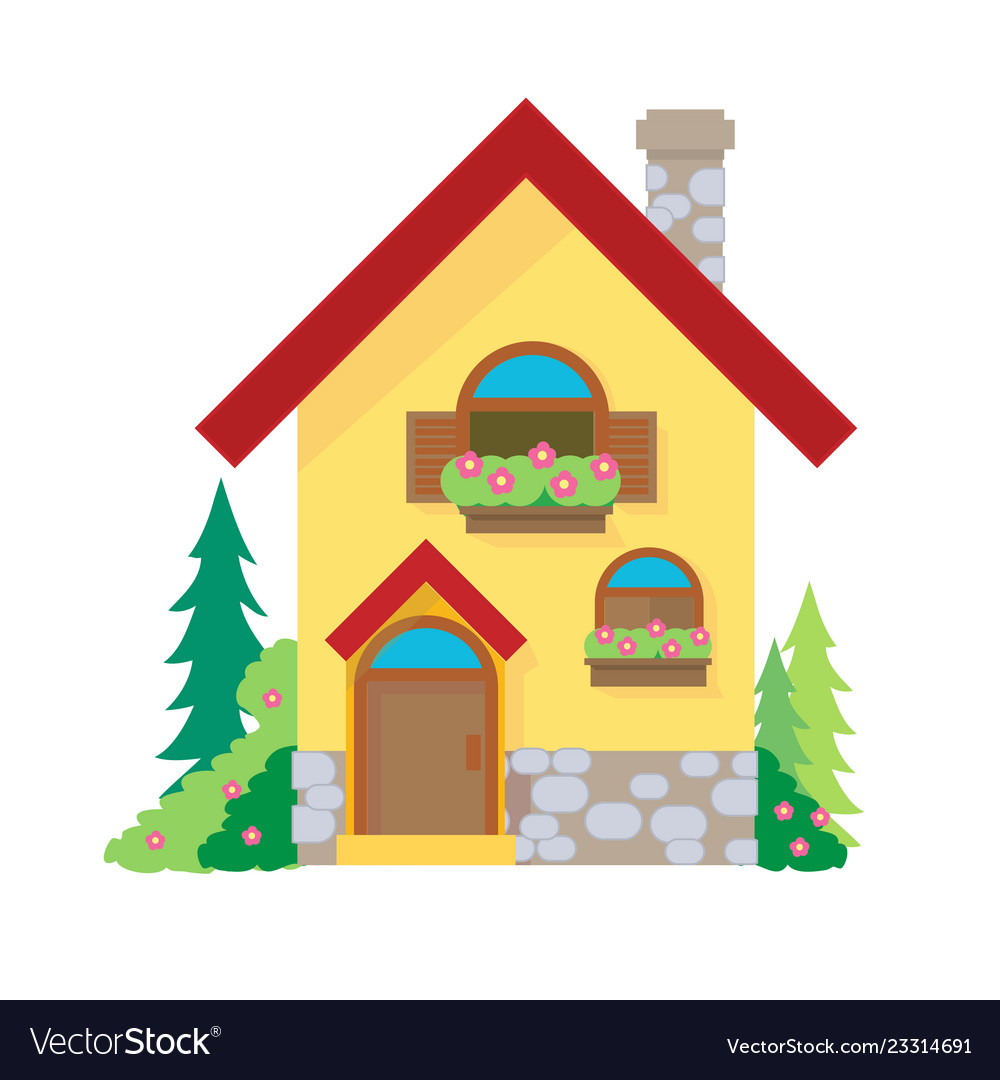 Home clipart vector jpg transparent library House cartoon or house clipart cartoon jpg transparent library