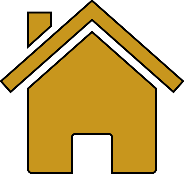Clipart dog house banner free stock Free home clipart the cliparts - Clipartix banner free stock