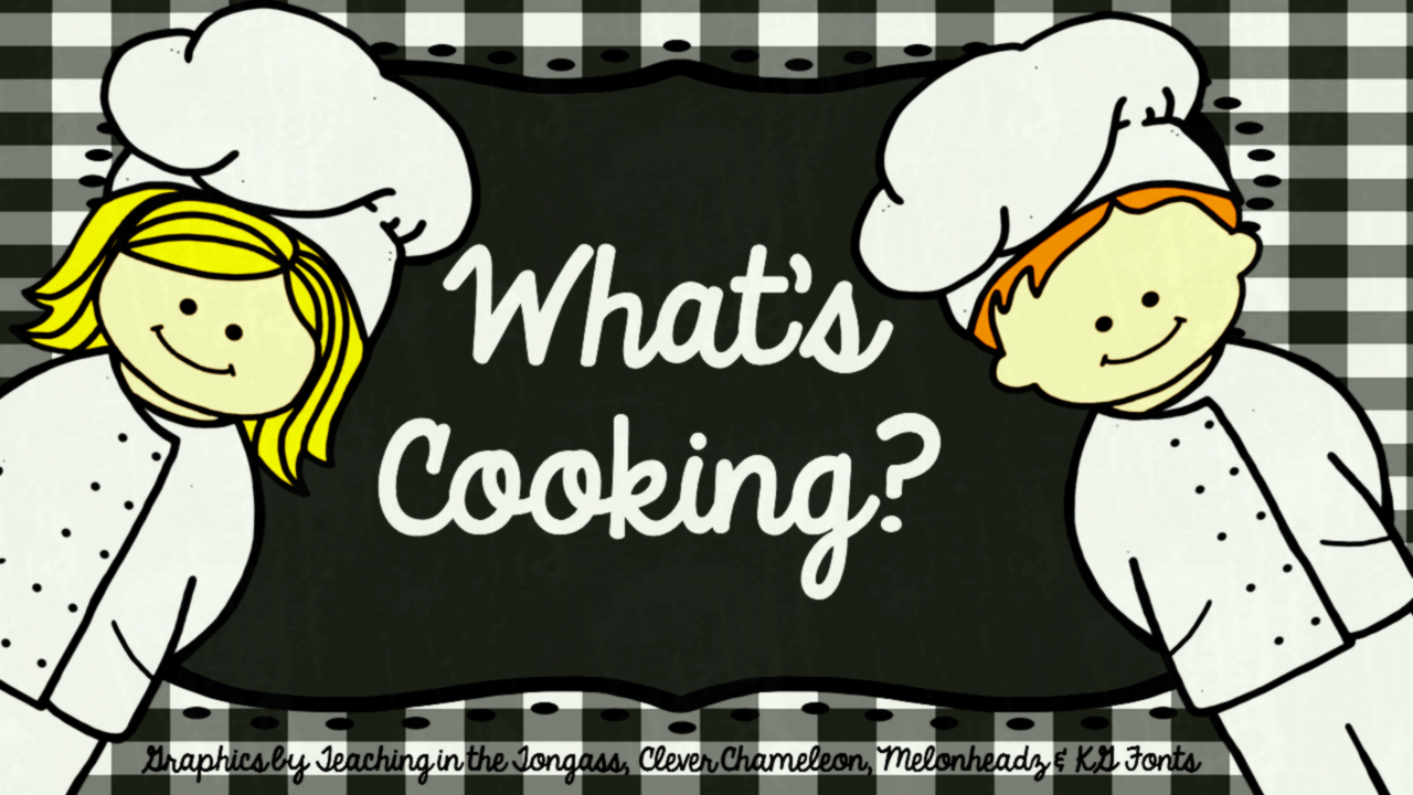 Home cooking clipart