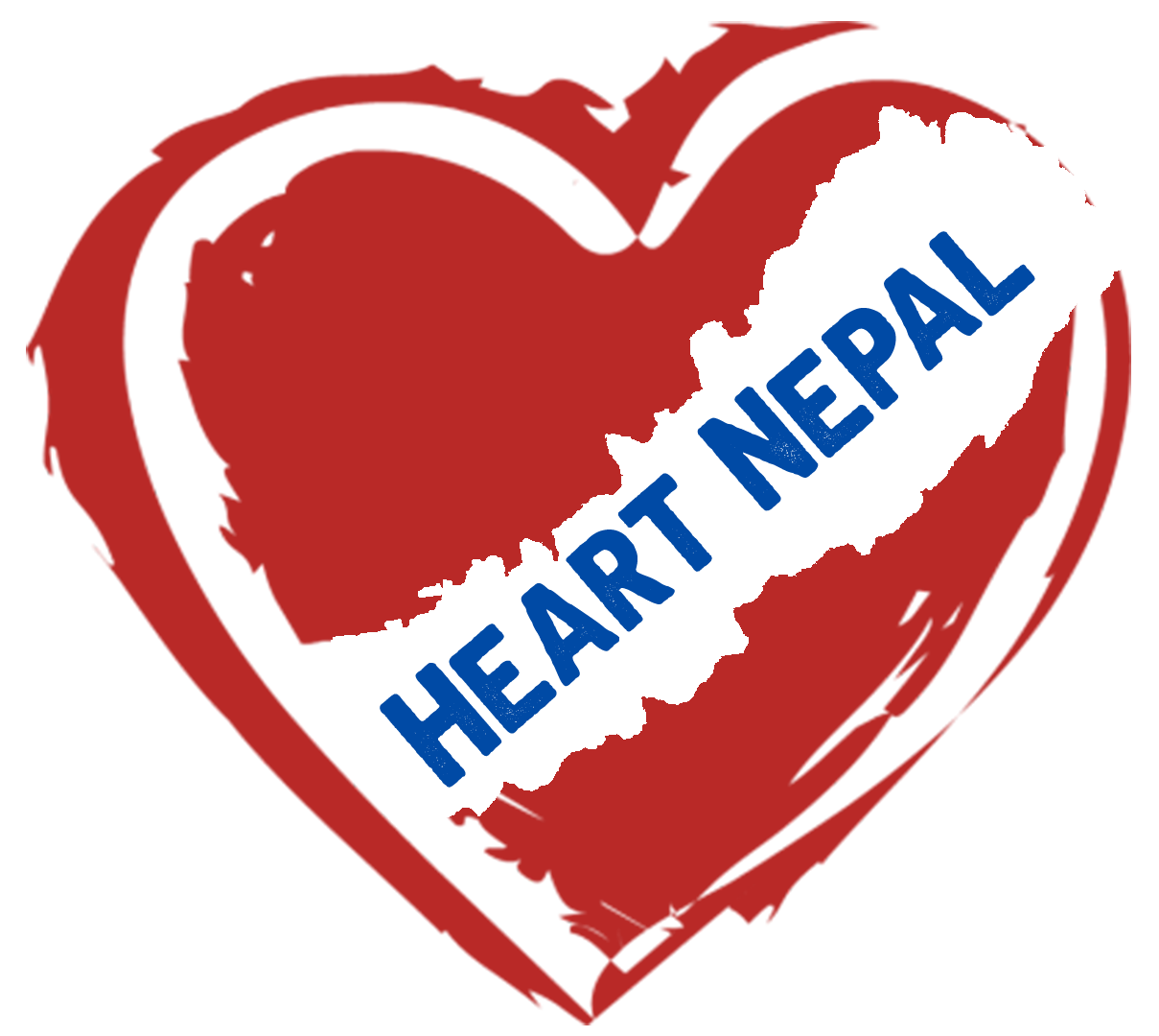 Home is where the heart is clipart png black and white download Heart Nepal – Open Your Hear For Nepal png black and white download