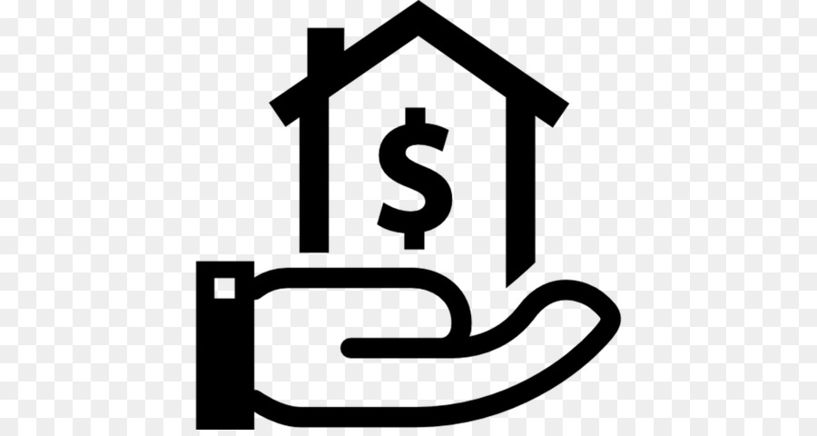 Home loan icon clipart svg black and white stock Home Logo clipart - Finance, Bank, Text, transparent clip art svg black and white stock