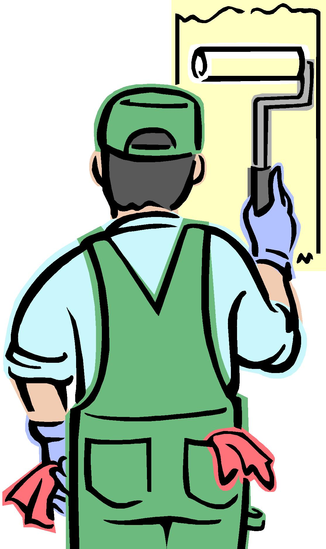 Home painter clipart png image library Free Home Paint Cliparts, Download Free Clip Art, Free Clip Art on ... image library