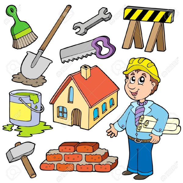 Home renovations clipart graphic royalty free library Color #000000 - us-quillan.com graphic royalty free library