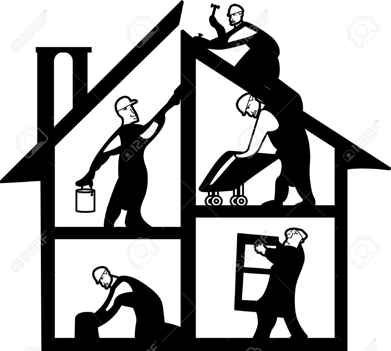 Home repair clipart jpg library Home Repair Clipart (90+ images in Collection) Page 2 jpg library