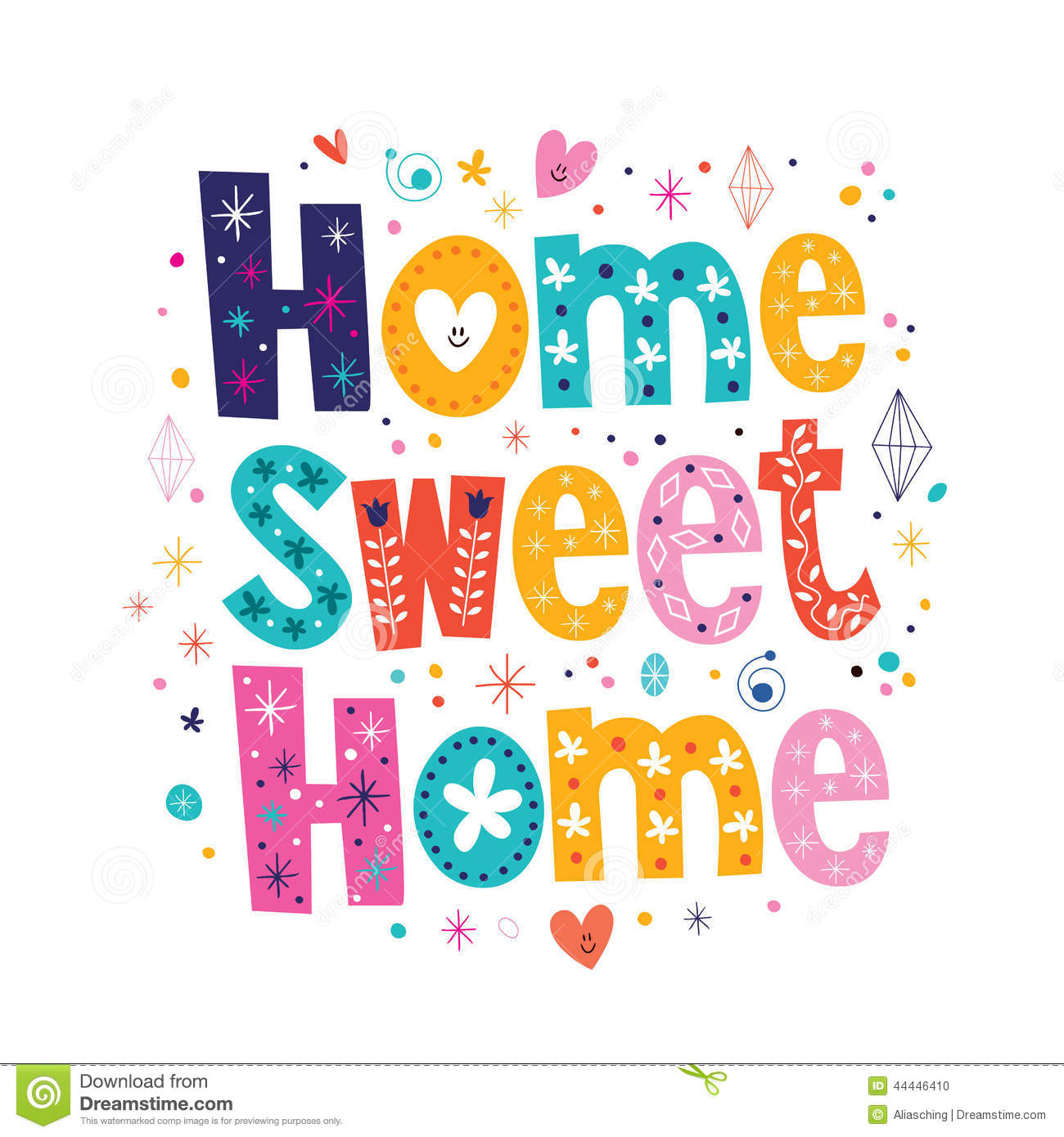 Home sweet home clip art svg freeuse Home Sweet Home Clipart & Home Sweet Home Clip Art Images ... svg freeuse