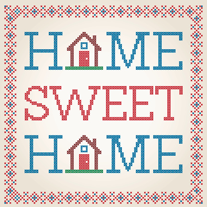 Home sweet home clip art jpg library download Clipart home sweet home - ClipartFest jpg library download
