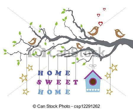 Home sweet home clipart clip art free stock Home sweet home clipart - ClipartFest clip art free stock
