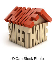 Home sweet home clipart picture transparent library Home sweet home Clipart and Stock Illustrations. 8,545 Home sweet ... picture transparent library
