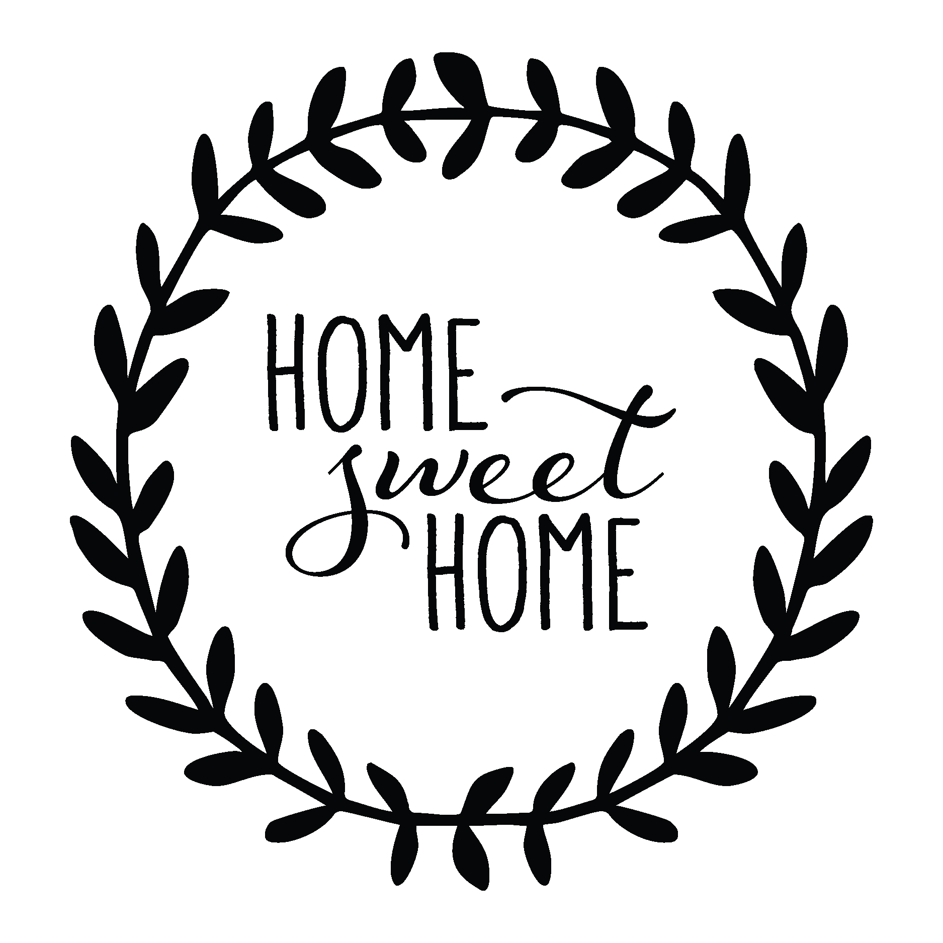 Home sweet home clipart picture transparent Home sweet home clipart png - ClipartFest picture transparent
