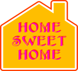 Home sweet home clipart png graphic library Home Sweet Home 2 Clipart | i2Clipart - Royalty Free Public Domain ... graphic library
