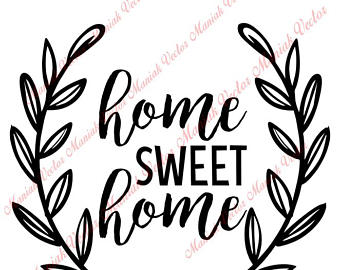Home sweet home clipart white graphic royalty free download Home Sweet Home Clipart | Free download best Home Sweet Home Clipart ... graphic royalty free download