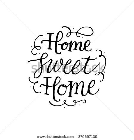 Home sweet home house silhouette clipart graphic download Home sweet home house silhouette clipart - ClipartFox graphic download