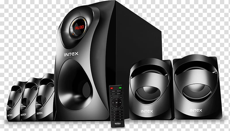 Home theater system clipart svg royalty free 5.1 surround sound Loudspeaker Home Theater Systems Music centre ... svg royalty free