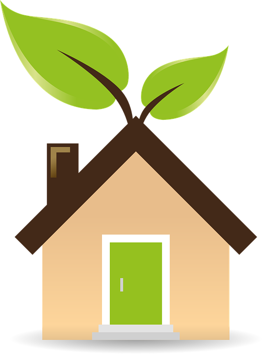 Money house clipart jpg black and white download 3 Eco-Friendly Home Improvements That Will Actually Save You Money ... jpg black and white download