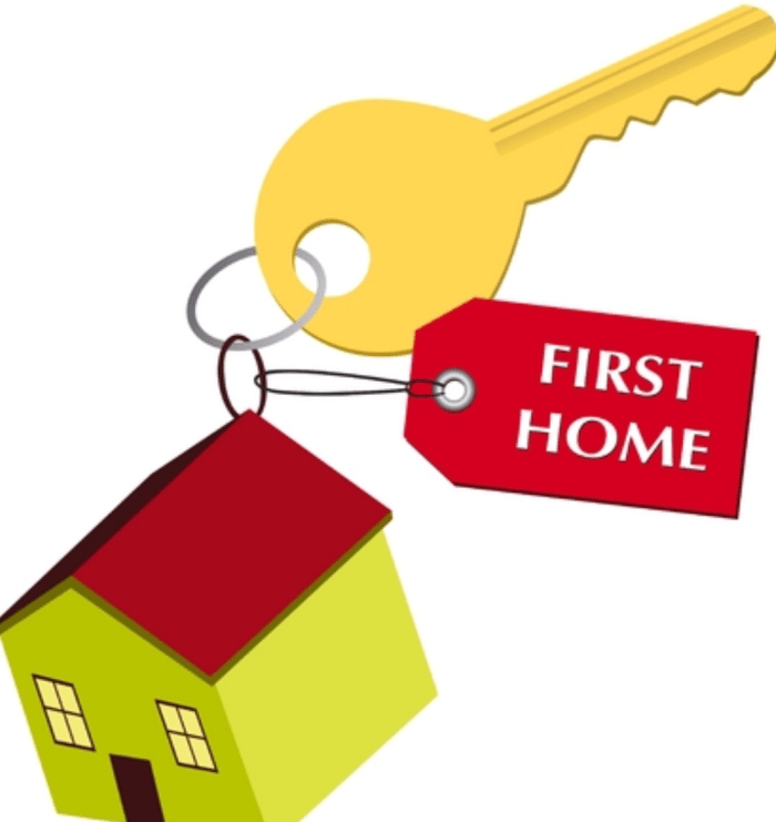 Homebuying clipart picture download Buying Your First Home - DIY Daddy picture download