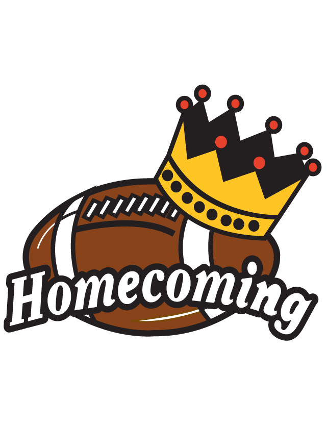 Homecoming game clipart picture royalty free download Homecoming Football Waterless Tattoo picture royalty free download
