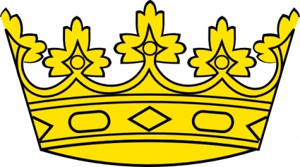 Homecoming king crown clipart vector black and white King And Queen Crowns Clipart | Clipart Panda - Free Clipart Images vector black and white