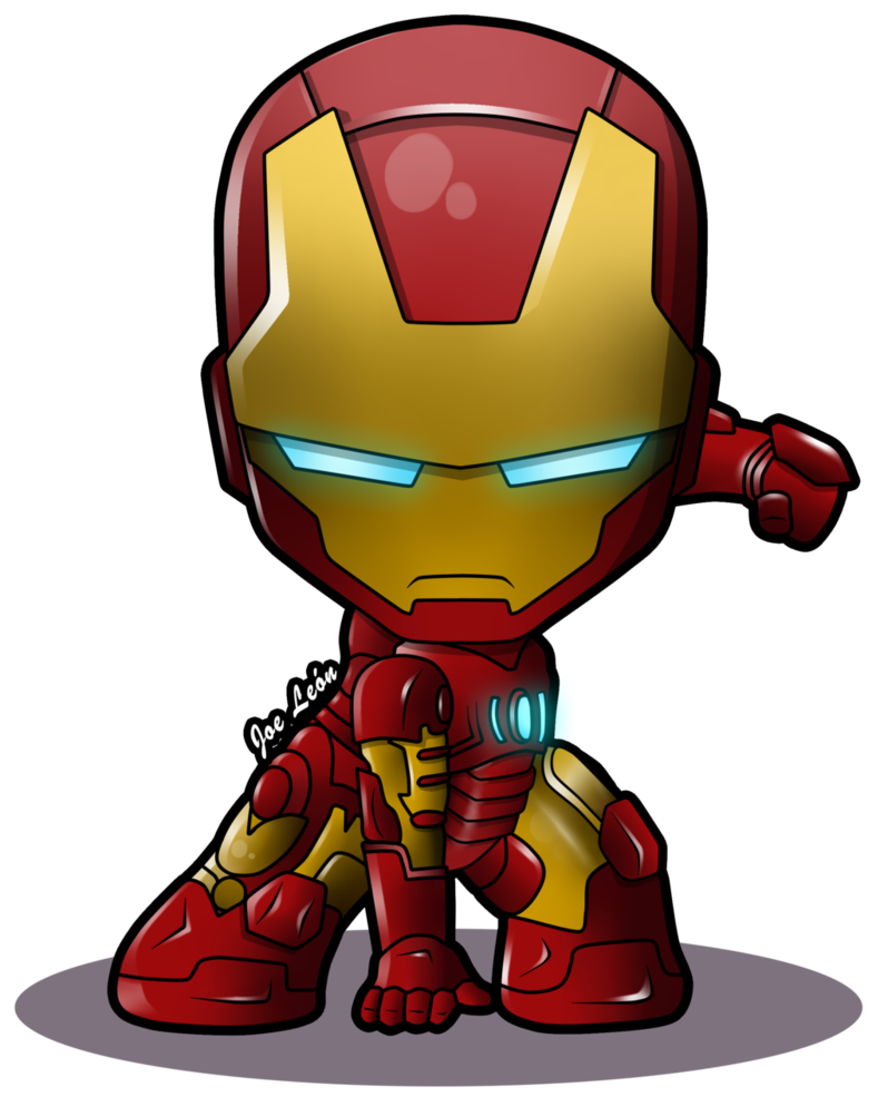 Homem de ferro clipart library Cartoon Iron Man Clipart library