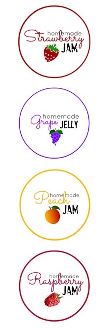 Homemade jam labels clipart jpg transparent library 55 Best Jam Label images in 2015 | Beautiful flowers, Pretty flowers ... jpg transparent library