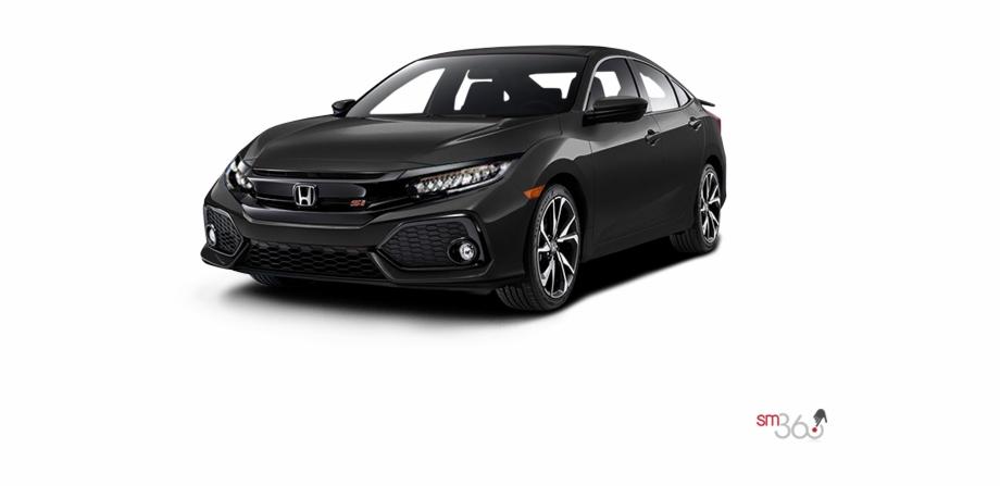 Honda civic si clipart clip art royalty free download 2017 Honda Civic Sedan Si - 2017 Black Civic Si Sedan Free PNG ... clip art royalty free download