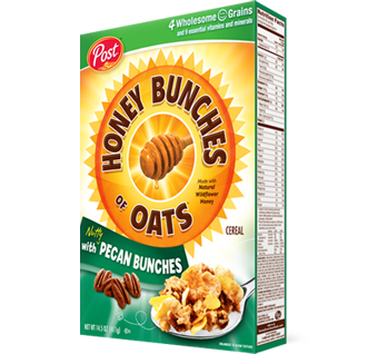 Honey bunches of oats cereal clipart freeuse stock Honey bunches of oats nutrition facts clipart images gallery for ... freeuse stock