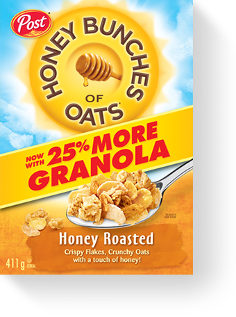 Honey bunches of oats cereal clipart royalty free stock Our Breakfast Cereal Brands | Post Consumer Brands Canada royalty free stock