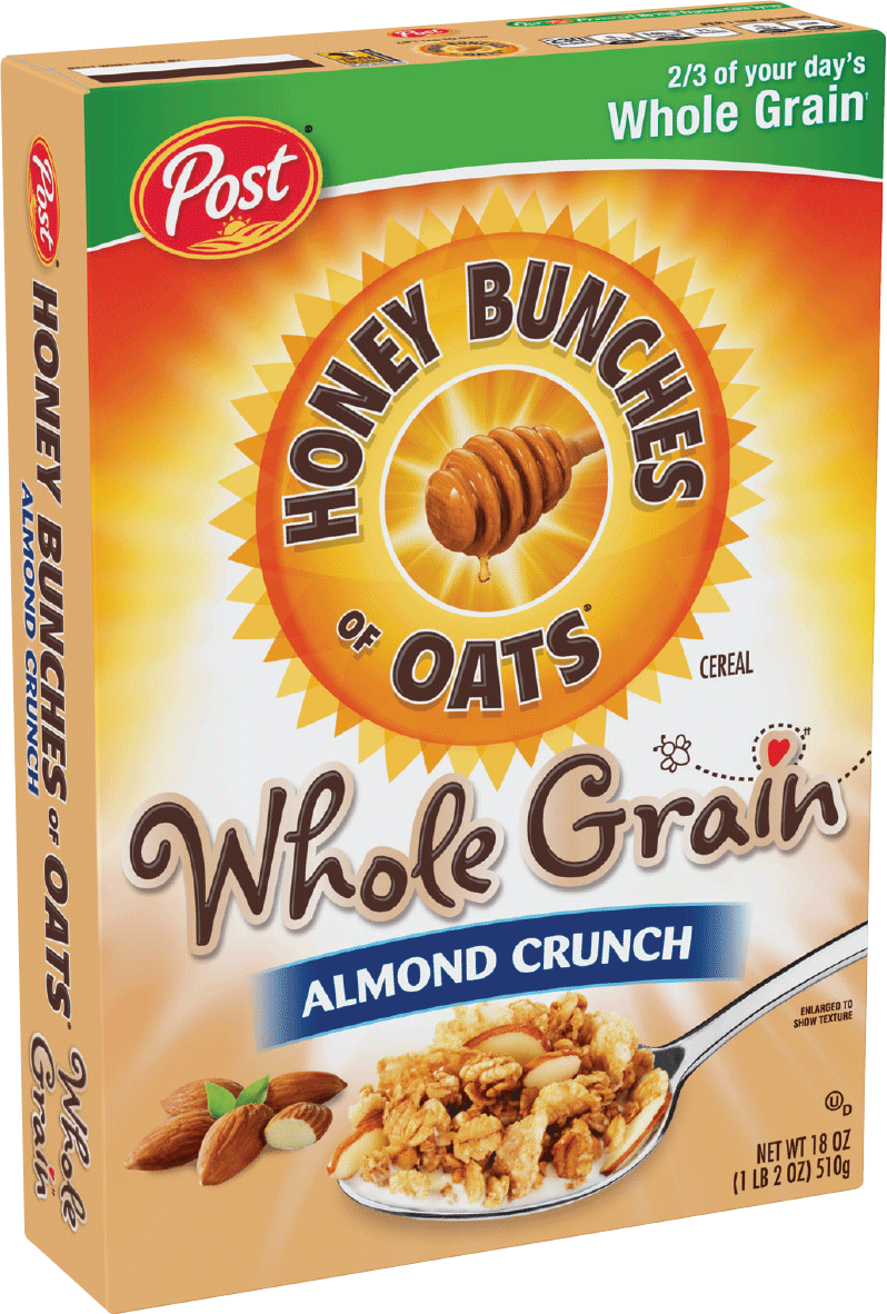 Honey bunches of oats cereal clipart png transparent Honey Bunches of Oats® | Post Consumer Brands png transparent