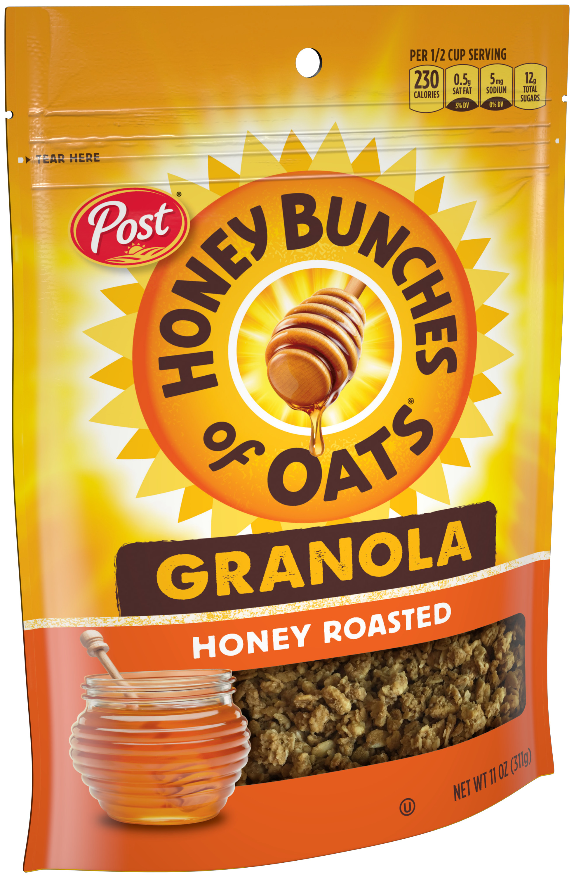 Honey bunches of oats clipart picture free Honey Bunches of Oats® | Post Consumer Brands picture free