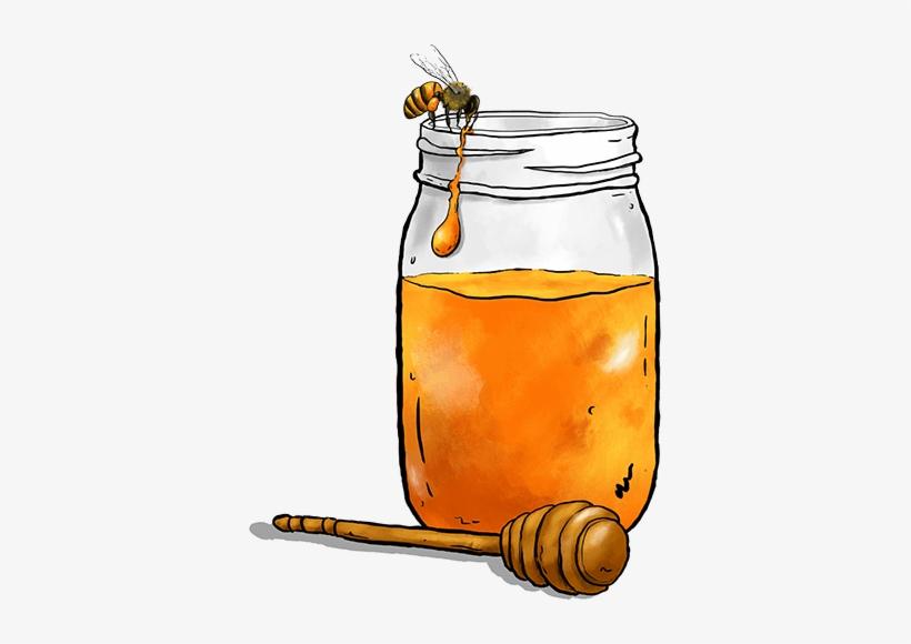 Clipart honey jar clipart transparent stock Mason Jar Clipart Honey - Mason Jar Of Honey Clipart Transparent PNG ... clipart transparent stock