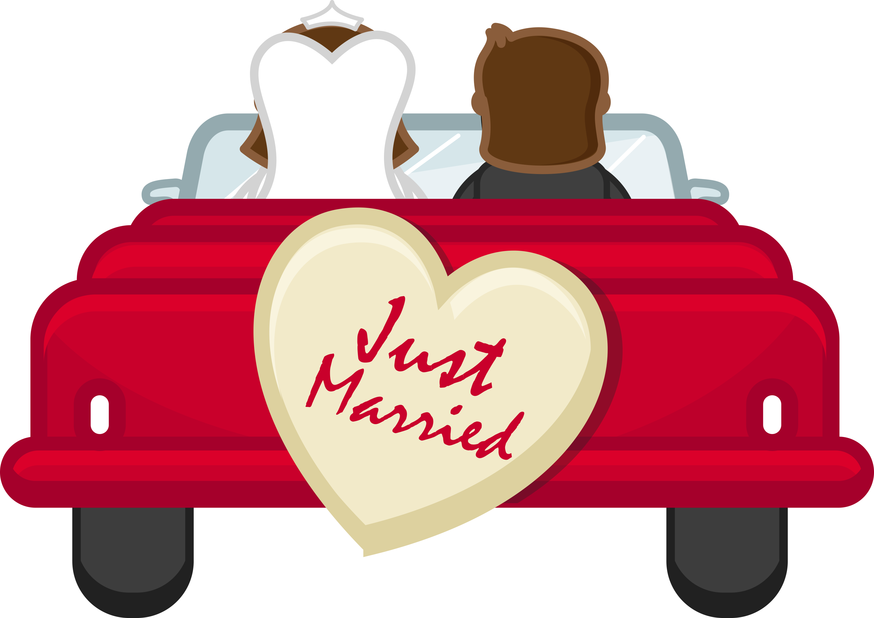 Honeymoon car clipart graphic royalty free library honeymoon clipart free - Clipground graphic royalty free library