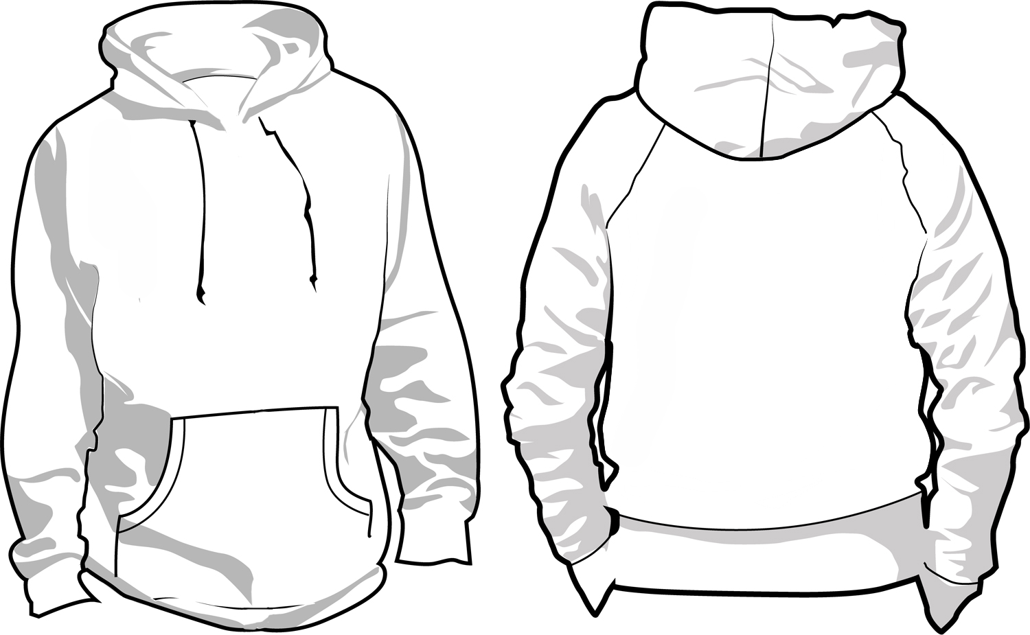 Pull-over clipart