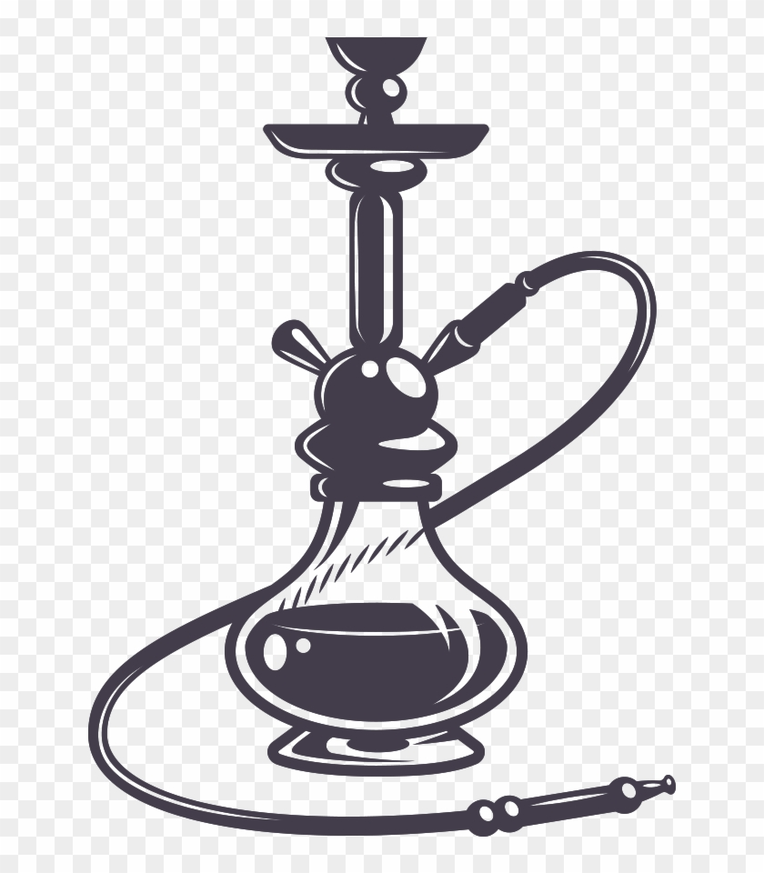 Library Of Hookah Clipart Royalty Free Stock Png Files