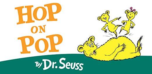 Hop on pop clipart jpg Hop on Pop - Dr. Seuss jpg