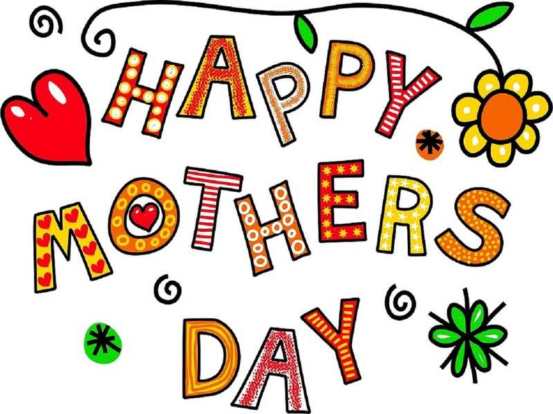 Mothers day clipart 2019 vector library stock Happy Mother\'s Day 2019: Quotes, Status, Wishes, Images, SMS ... vector library stock