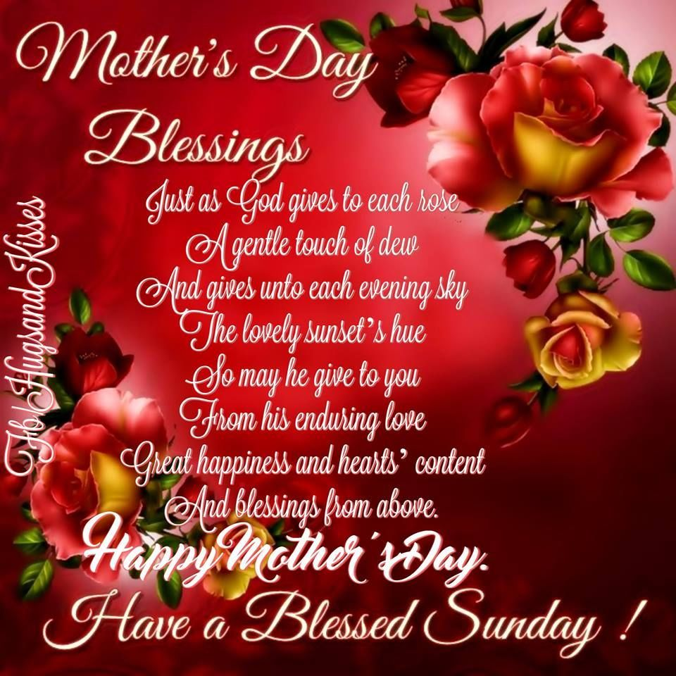 Hope you had a great mother s day weekend clipart jpg black and white Mothers Day Blessings Happy Mother\'s Day   Mothers   Mothers day ... jpg black and white