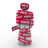 Hopelessness clipart picture royalty free Up in Red Tape Hopeless | Clipart Panda - Free Clipart Images picture royalty free