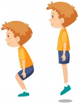 Hopping clipart jpg freeuse download Boy hopping clipart 3 » Clipart Portal jpg freeuse download
