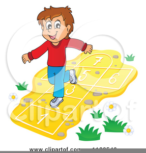 Hopping clipart jpg royalty free download Child Hopping Clipart | Free Images at Clker.com - vector clip art ... jpg royalty free download