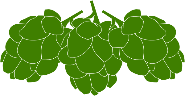 Hops beer clipart png black and white Beer hop clipart » Clipart Portal png black and white