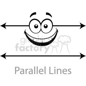 Horizontal clipart black and white library geometry parallel lines horizontal math clip art graphics images ... black and white library